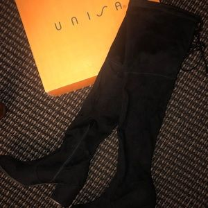 UNISA- Dedrii Over the Knee Boots | SIZE 10 WMNS